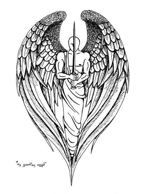 guardian angel tattoo tumblr guardian angel tattoo tumblr tattoo collection