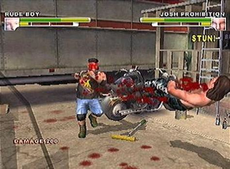 backyard wrestling don t try this at home screens backyard wrestling don t try this at home ps2