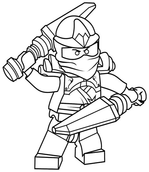 black ninjago coloring pages the black ninja free coloring pages