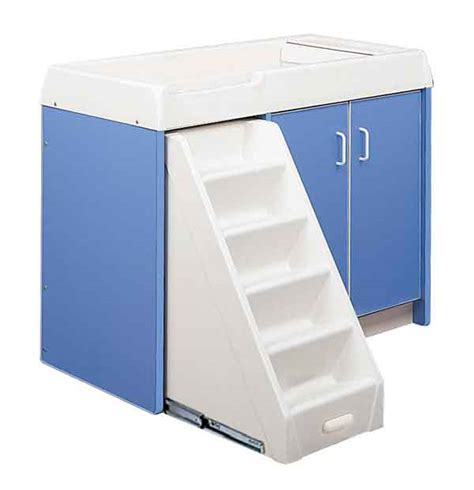 Commercial Baby Changing Tables Tot Mate Premium Walk Up Changing Table 8534a Changing Tables Worthington Direct