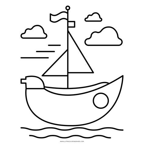 dibujo barco para colorear e imprimir asombroso p 225 gina para colorear barco im 225 genes enmarcado
