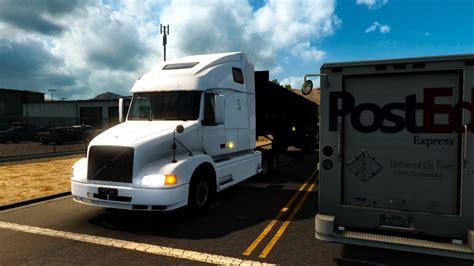 american volvo volvo vnl for american truck simulator
