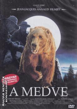 claude berri dvd a medve 1988 dvd claude berri cd dvd soundcard kft