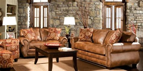 about the rustic living room furniture pickndecor