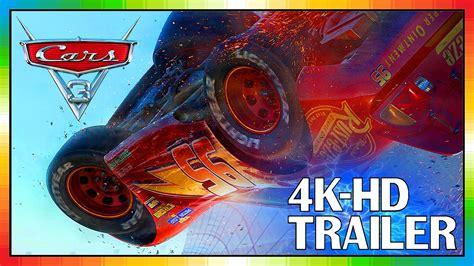 watch cars 3 2017 full hd movie trailer disney cars 3 trailer 2017 full hd movie teaser 4k youtube
