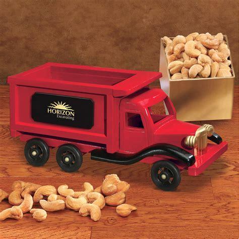 Truck Dump Truck Jumbo 1950 era dump truck with fancy jumbo cashews