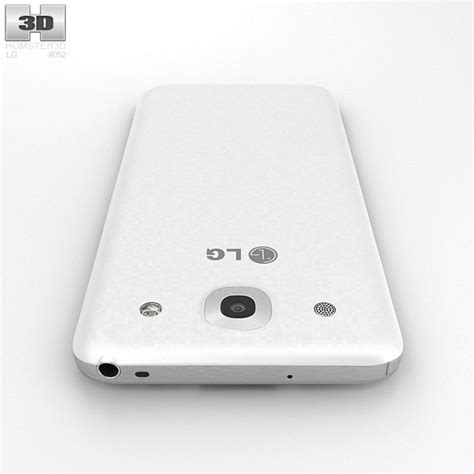 Handphone Lg Optimus G Pro lg optimus g pro white 3d model hum3d