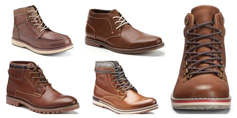 sonoma boots mens kohl s s sonoma goods for boots just 13 99 each