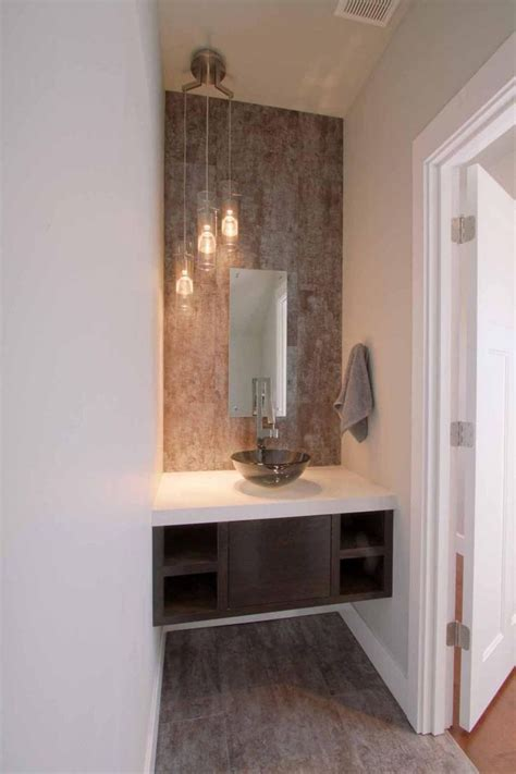 contemporary powder room small vanity mirror design 447 best images about bagno bathroom on pinterest