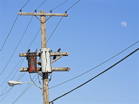 ipernity  city light  power indiana michigan power utility pole  matt weldon