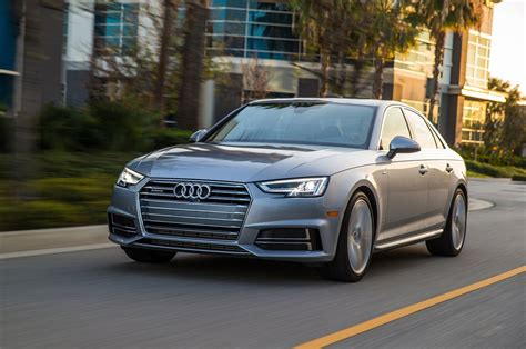 audi a4 2017 audi a4 reviews and rating motor trend
