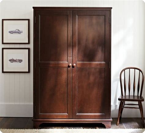 armoire wardrobe plans build your own kids armoire