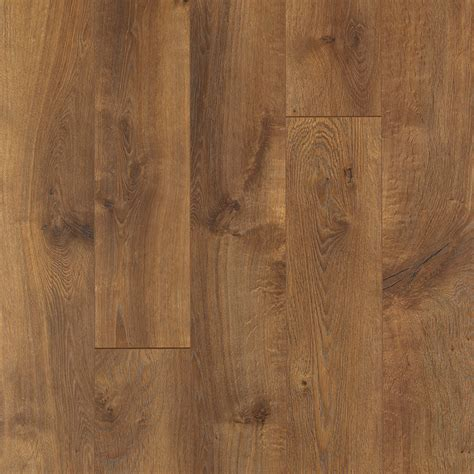 shop pergo max 6 14 in w x 3 93 ft l arlington oak embossed wood plank laminate flooring at