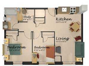 Uwaterloo Floor Plans by Upper Year Floor Plans And Photos St Paul S University