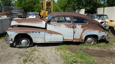 Who Make Pontiac by 1948 Pontiac Torpedo Back 2dr Make Offer