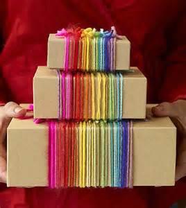 wrap gifts stylish holiday gift wrap ideas