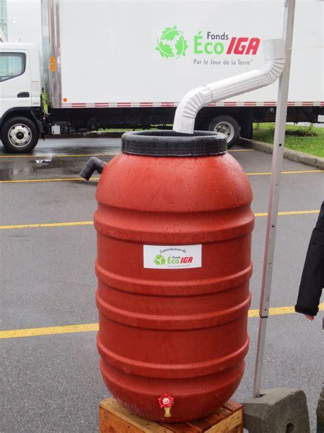 recuperateur eau de pluie 101 bac recuperation eau de pluie iga