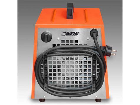 elektrische kachel op accu eurom prof ek3000 elektrische werkplaats kachel borg world
