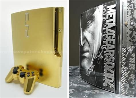 ps3 console mods your box 40 cool gaming console mods hacks