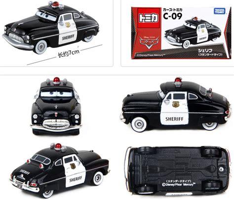 Diecast Tomica Cars Series Sheriff C 09 New Mib Original Takara Tomy takara tomy toys tomica no c 09 disney cars sheriff diecast model car