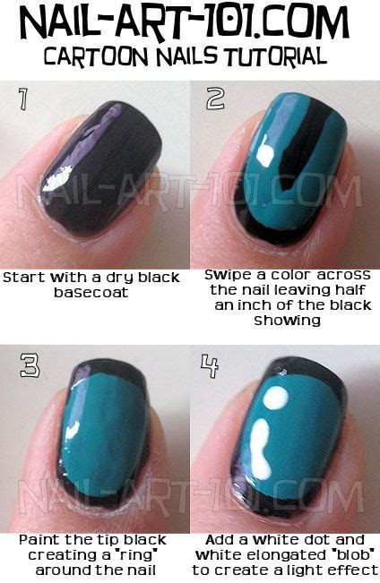 tutorial nail art sendiri full tutorial with hints and tips at nail art 101 http