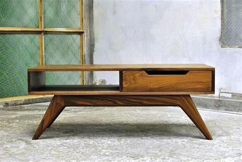 mid century modern coffee table diy de 25 bedste id 233 er inden for modern coffee tables p 229 sofaborde