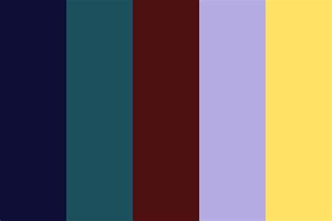light color palette and light color palette