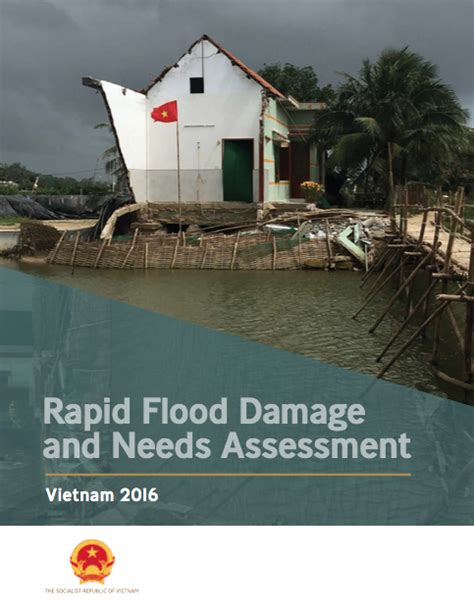 Needs Damage by 2016 Rapid Flood Damage And Needs Assessment Gfdrr