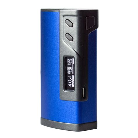 Fuchai 213 Blue 2nd sigelei fuchai 213w temperature box mod