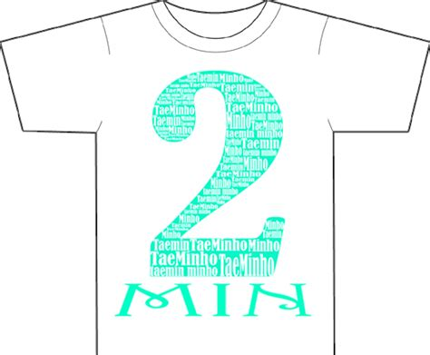Kaos I Made By Order Request pre order kaos 2min twominshop