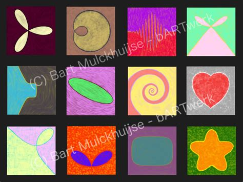 math painting painting quot pulse sinusoid quot math bartwerk