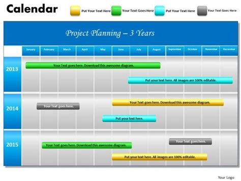 project planning calendar template project planning sjabloon excel 2013 calendar template 2016