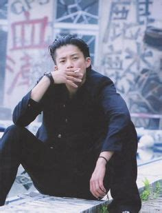shun oguri interest shun oguri crows  genji face