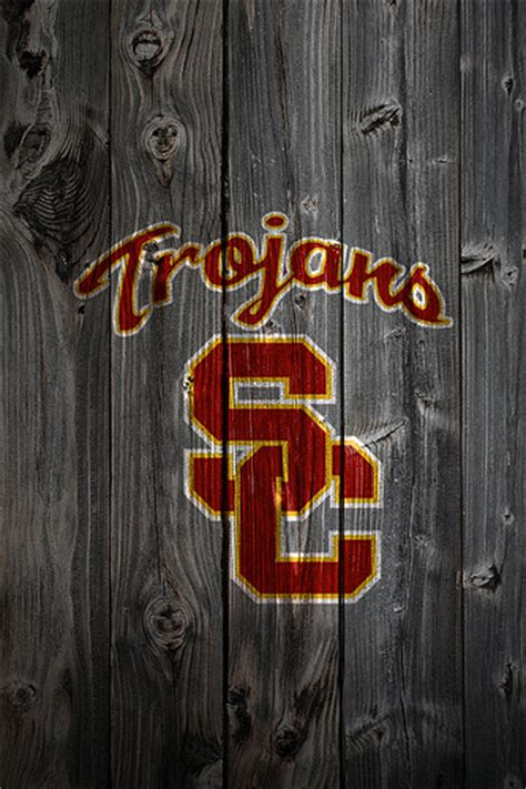 usc wallpaper for iphone 6 usc trojans wood iphone 4 background flickr photo sharing