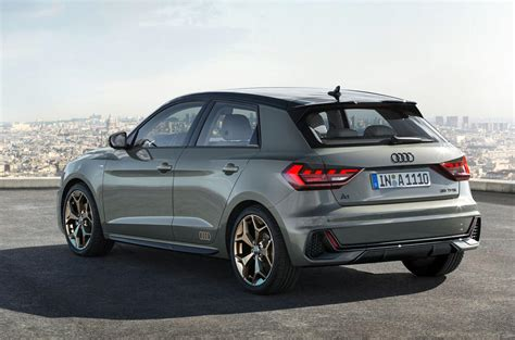 Audi A1 Neu by 2018 Audi A1 Makes Appearance At Motor