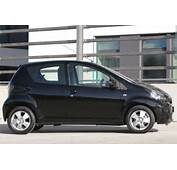 Toyota AYGO Black Technical Details History Photos On Better Parts