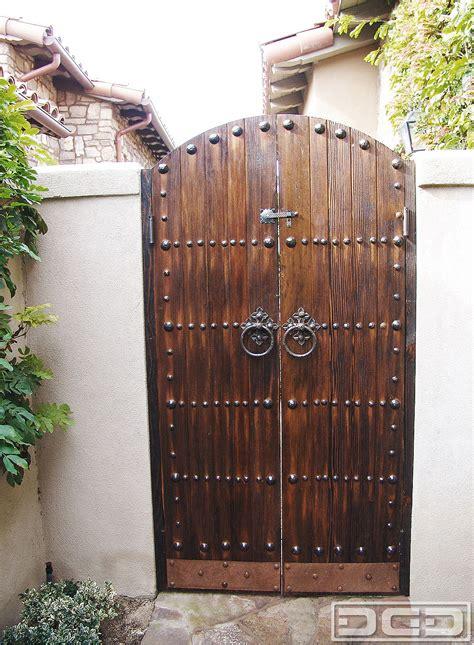 Custom Door And Gate by Architectural Gates 19 Custom Designer Pedestrian Gate