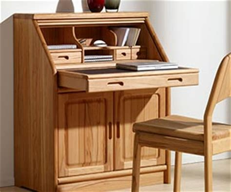 Luxury Bureaus   Contemporary Solid Wood Furniture   Wharfside