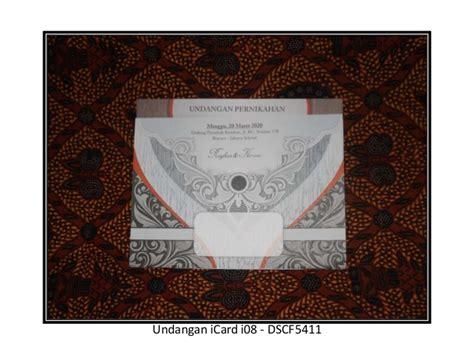 Blangko Undangan Nikah Pernikahan Fatih 17 14 contoh undangan pernikahan i card blangko