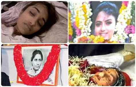 hollywood actress recently died shocking 10 bollywood celebrities who died young