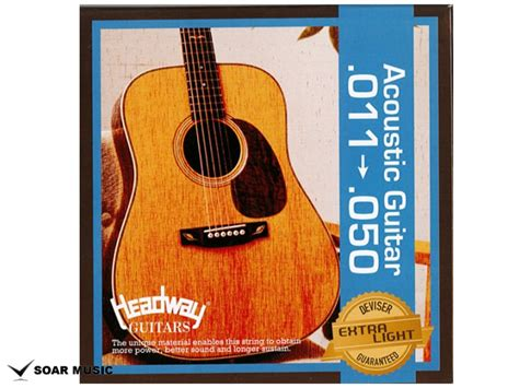Headway Light アコースティックギター弦 light headway