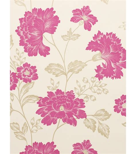 shabby chic pink wallpaper top 10 floral wallpapers cosy home
