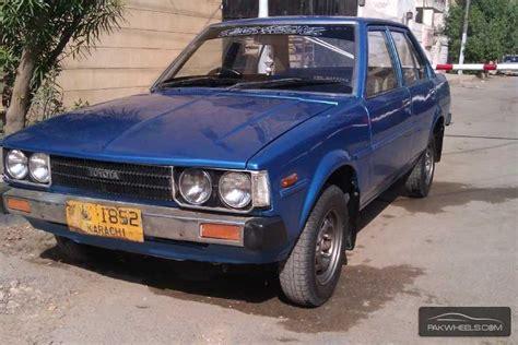 1980 Toyota Corolla Sale Used Toyota Corolla 1980 Car For Sale In Karachi 804696