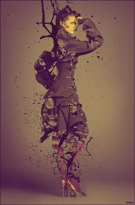 tutorial photoshop cs5 design photoshop tutorial eroded fashion portraits digital arts