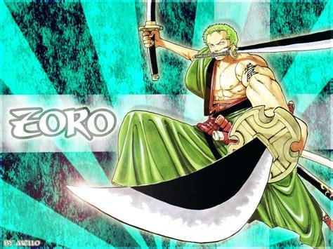 gambar roronoa zoro one wallpaper gambar