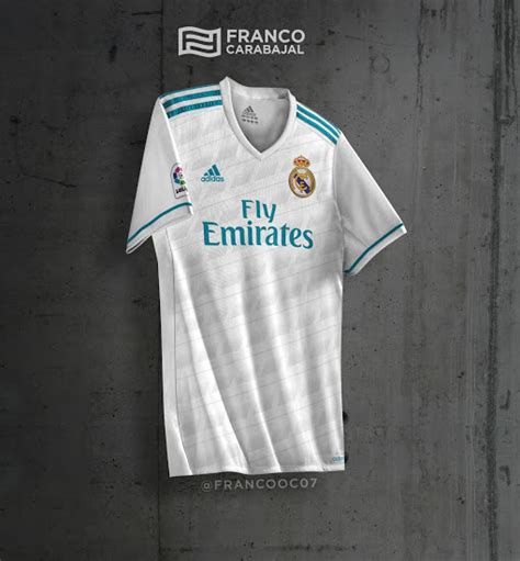 Diskon Jersey Totenham Hotspur Home New 2017 2018 the real madrid 2017 2018 kit will be white with teal and