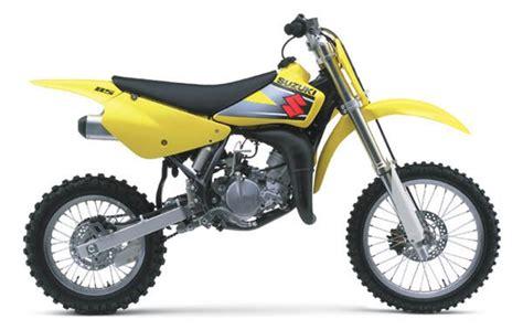 2002 Suzuki Rm85 Le Guide Vert 2002 Les Fiches Techniques Moto Enduro