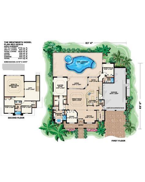 amazingplans house plan gw g2 3628 g luxury