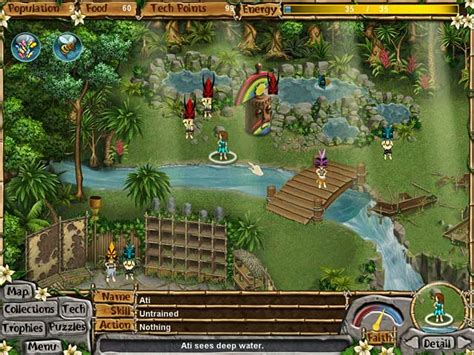 new free full version download games the center download game virtual villagers 5 game