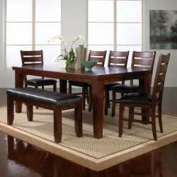 Contemporary Dining Table With Bench The Brownstone Contemporary Dining Tables San Diego By Jerome S Furniture